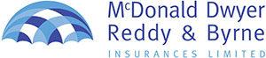 McDonald Dwyer Reddy & Byrne Insurances logo